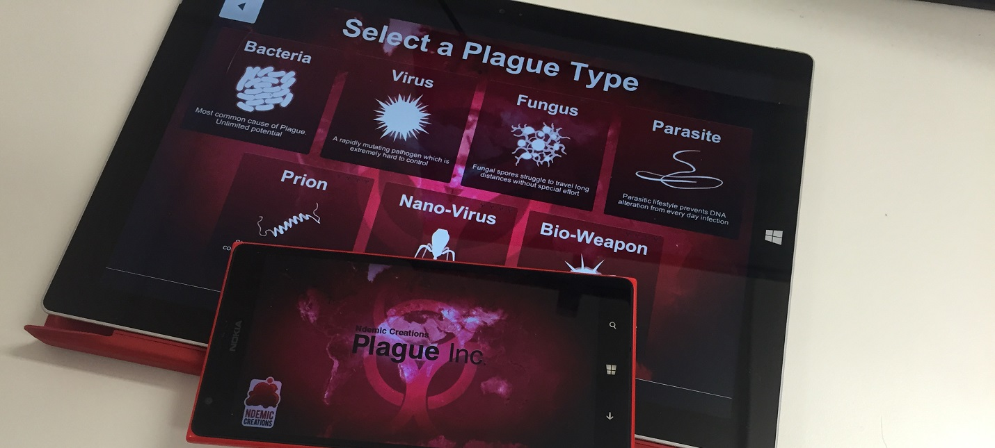 ВОЗ помогла разработчикам Plague Inc. создать режим  The Cure