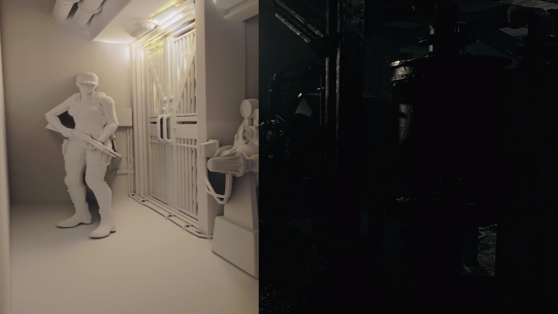 В ремастере Resident Evil обнаружили 3D-объекты на заднем плане