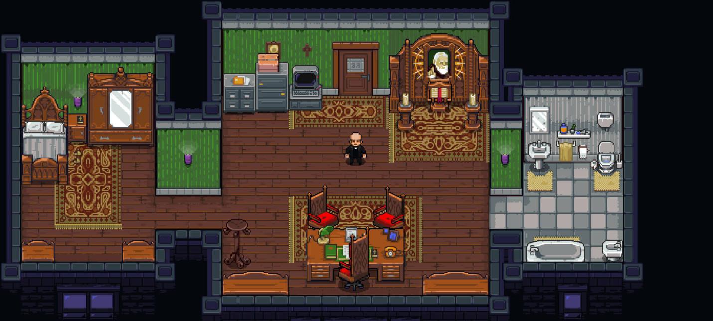 В Epic Games Store началась раздача инди-экшена The Textorcist, на очереди Elite Dangerous и The World Next Door