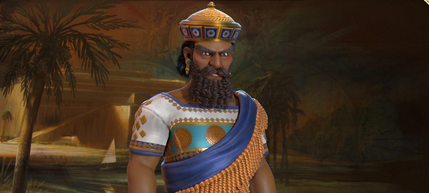 Вавилон в новом трейлере Civilization VI New Frontier Pass