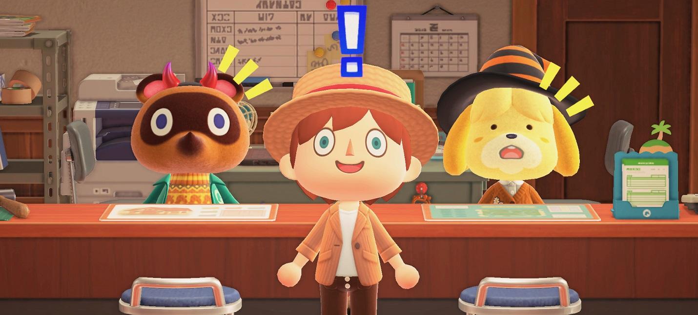 Animal Crossing New Horizons продалась в Японии лучше, чем 35 игр Sony