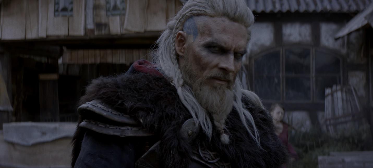Лайв-экшен Assassins Creed Valhalla с косплеером Геральта в главной роли