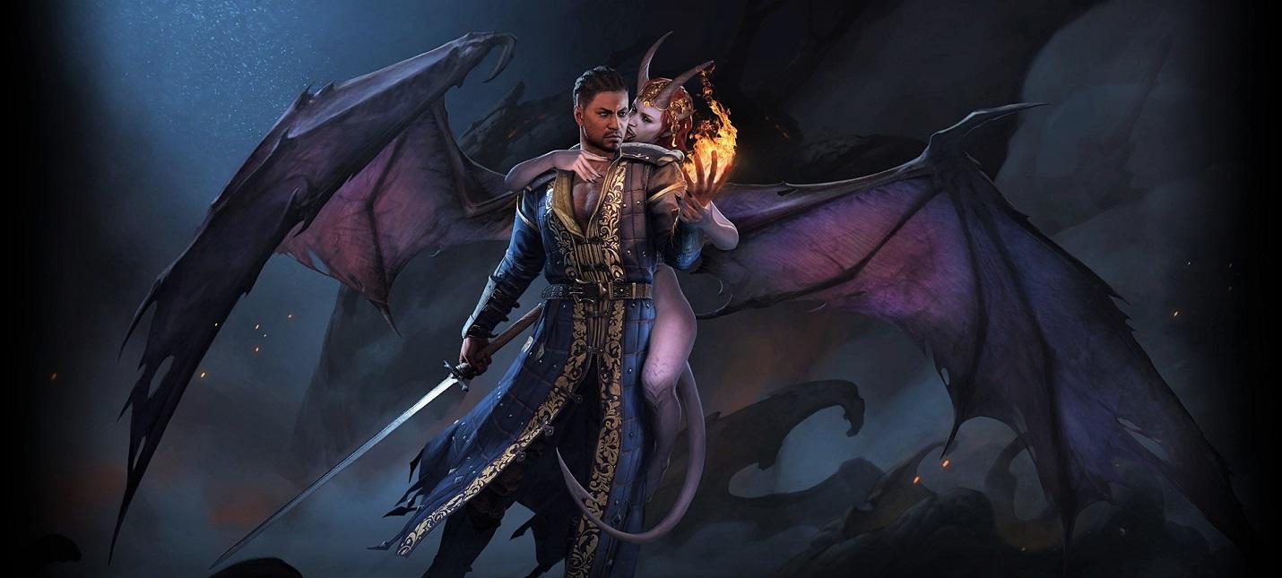 Свен Винке 99 наших игроков интересуются сексом в Baldurs Gate 3