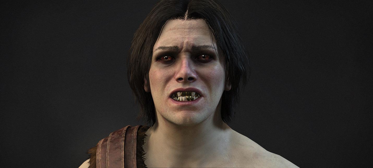 Золотые, гнилые, акульи и другие зубные опции для персонажа в Demons Souls