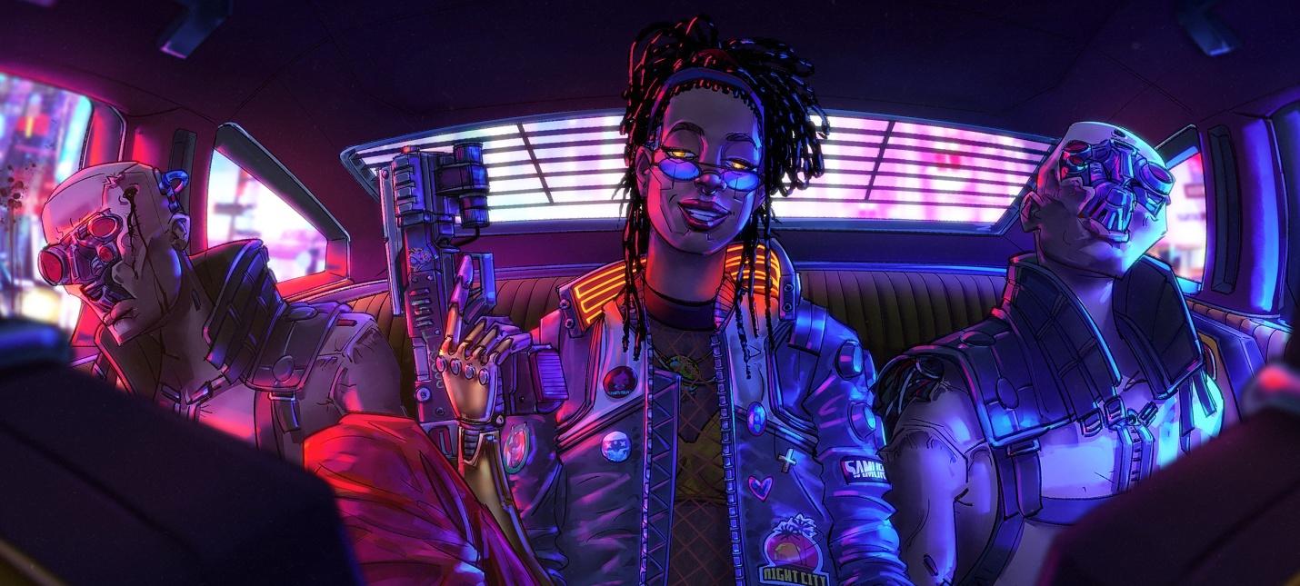 Cyberpunk 2077: Пятый выпуск Night City Wire покажут 19 ноября