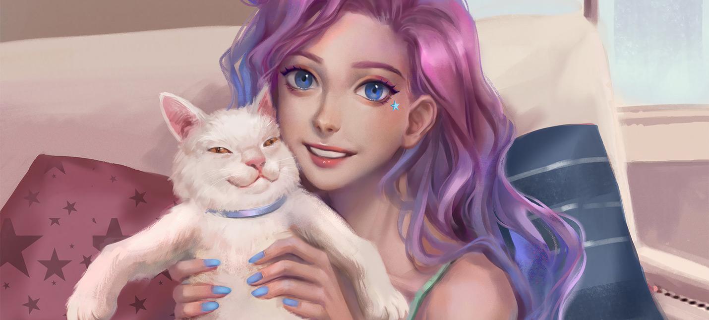 Riot Games отрицает, что создала образ Серафины на основе художницы из Калифорнии