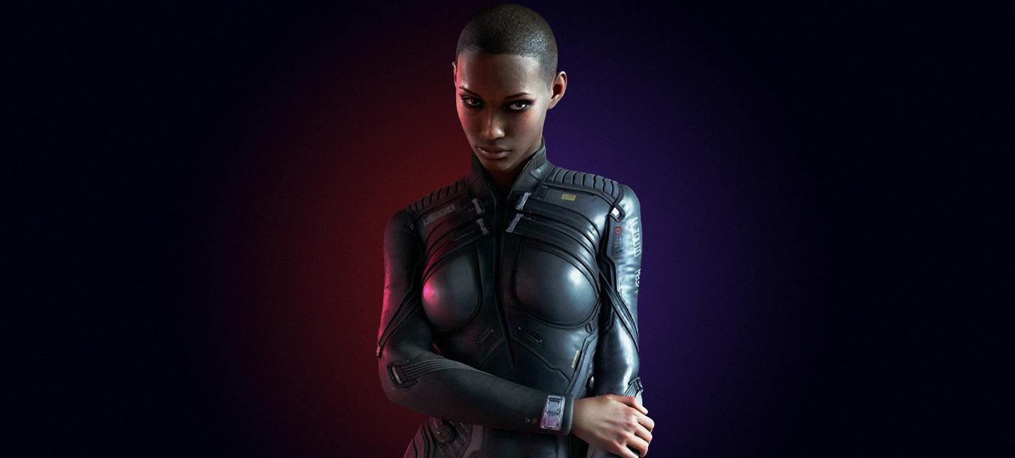 В Cyberpunk 2077 можно настраивать зубы и длину ногтей Ви