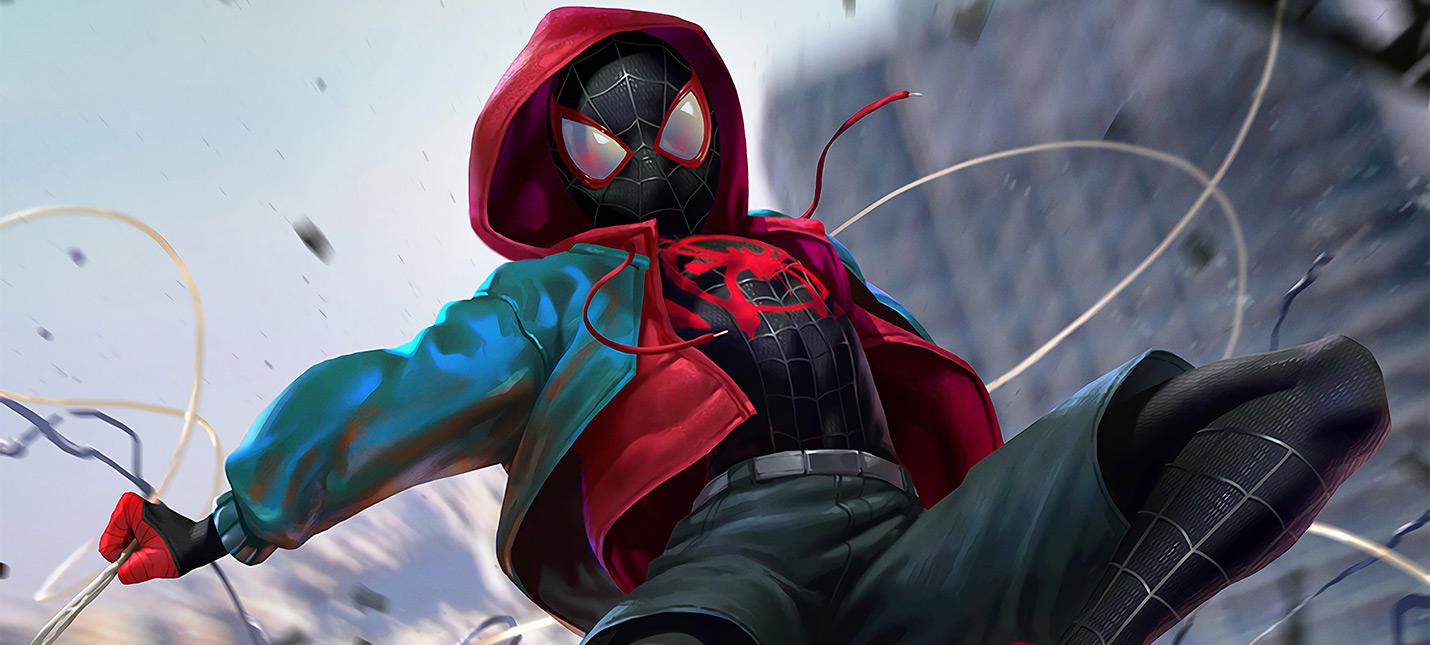 """Игрок Spider-Man: Miles Morales сделал отличный клип под музыку What's Up Danger из """"Человек-паук: Через вселенные"""""""