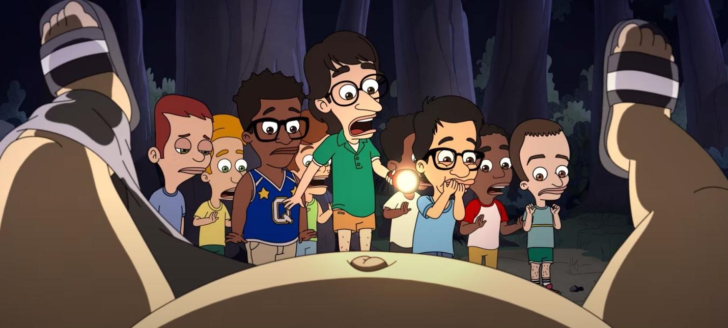 Дебютный трейлер четвертого сезона Big Mouth