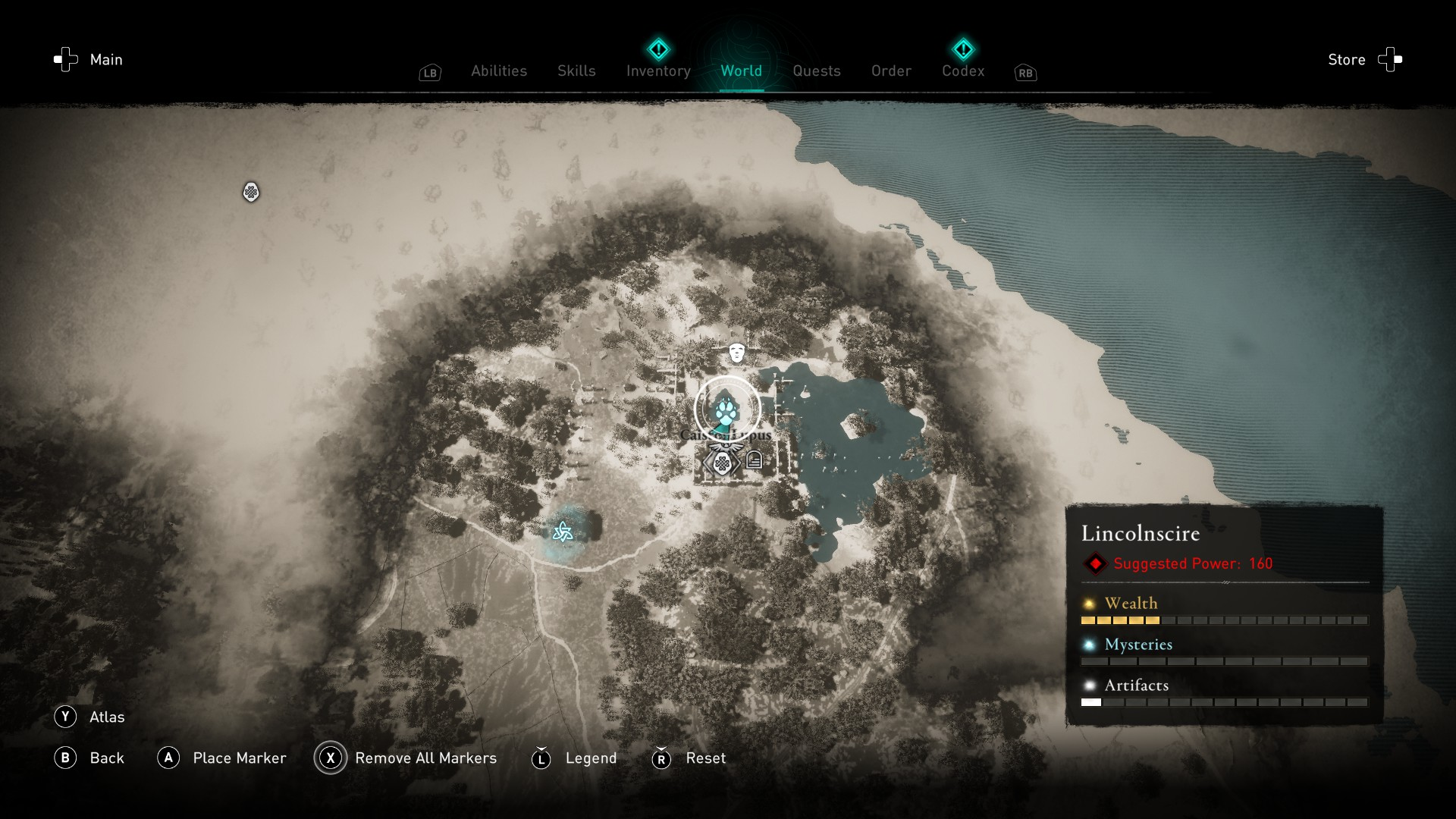 Гайд Assassin's Creed Valhalla — все легендарные животные