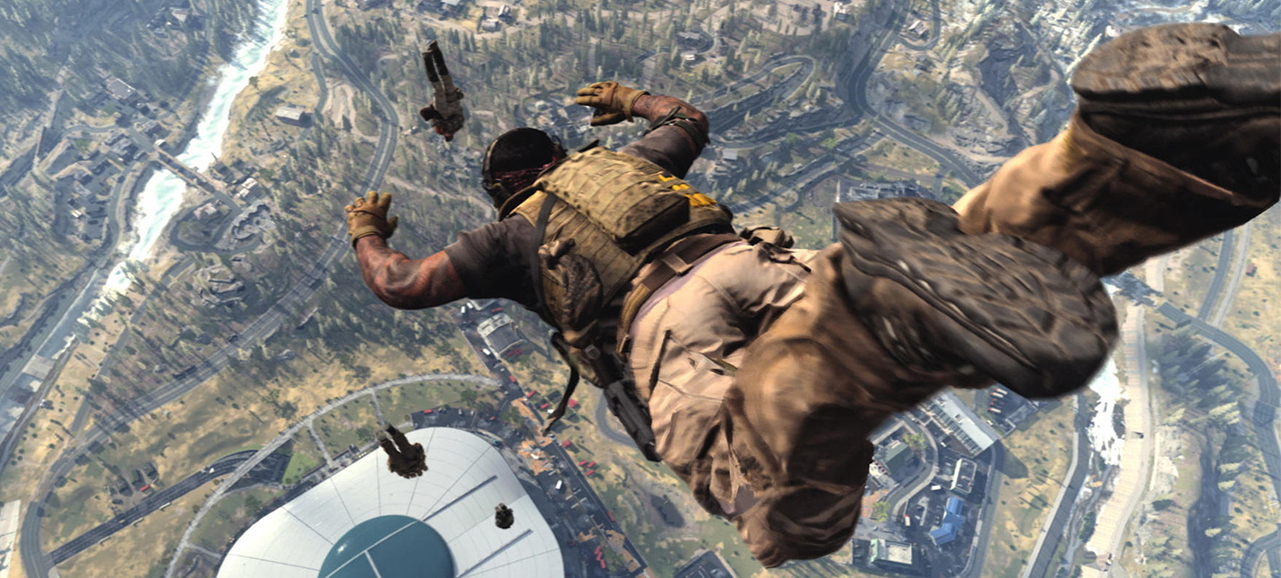 Infinity Ward добавила в Call of Duty Warzone поддержку 120 fps, но только на Xbox Series X