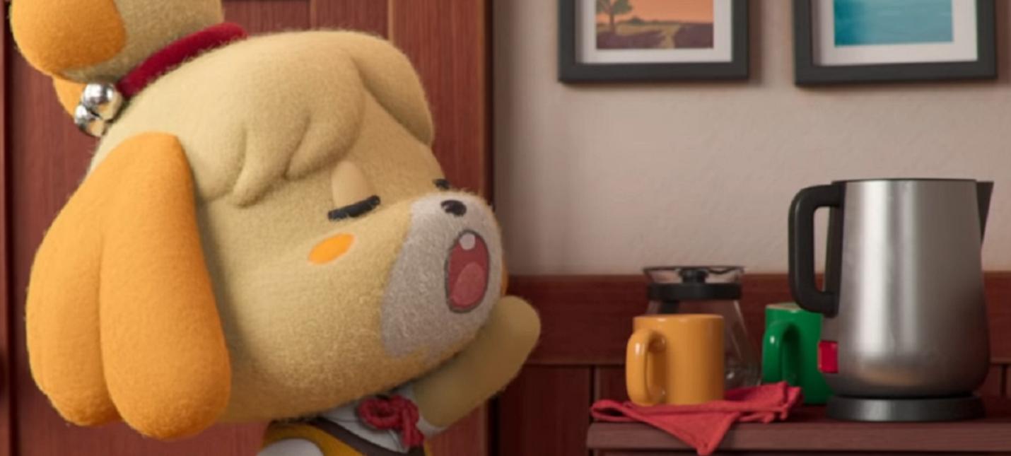 Фанаты Animal Crossing представили, как мог бы выглядеть сериал во вселенной  получилось очень стильно