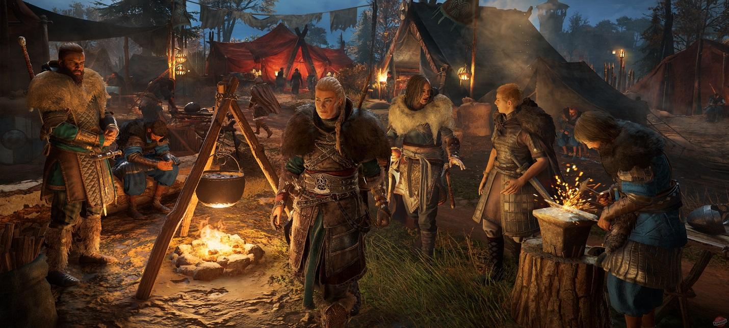 Гайд Assassin's Creed Valhalla — пощадить или убить Леофрита