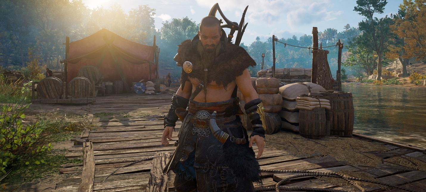 Ubisoft добавит достижения в PC-версию Assassin's Creed Valhalla