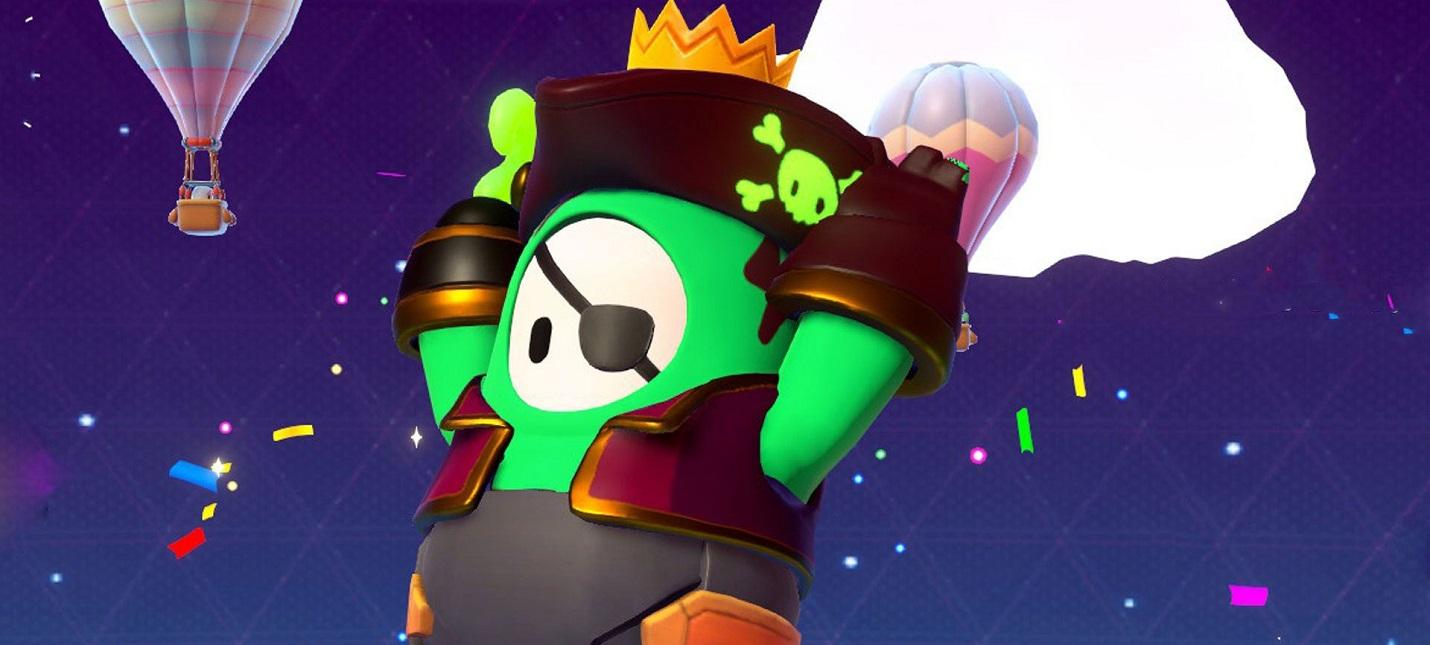 Продажи Fall Guys в Steam превысили 10 миллионов копий