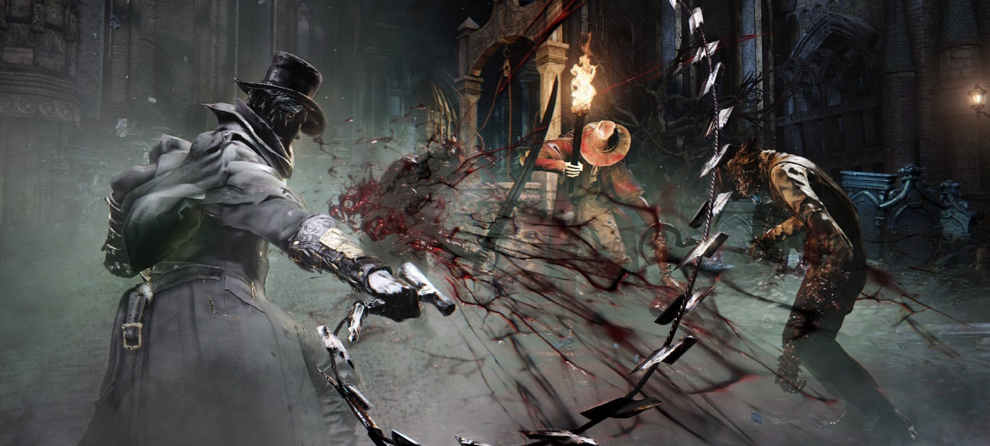 Энтузиаст сделал трост-хлыст из Bloodborne