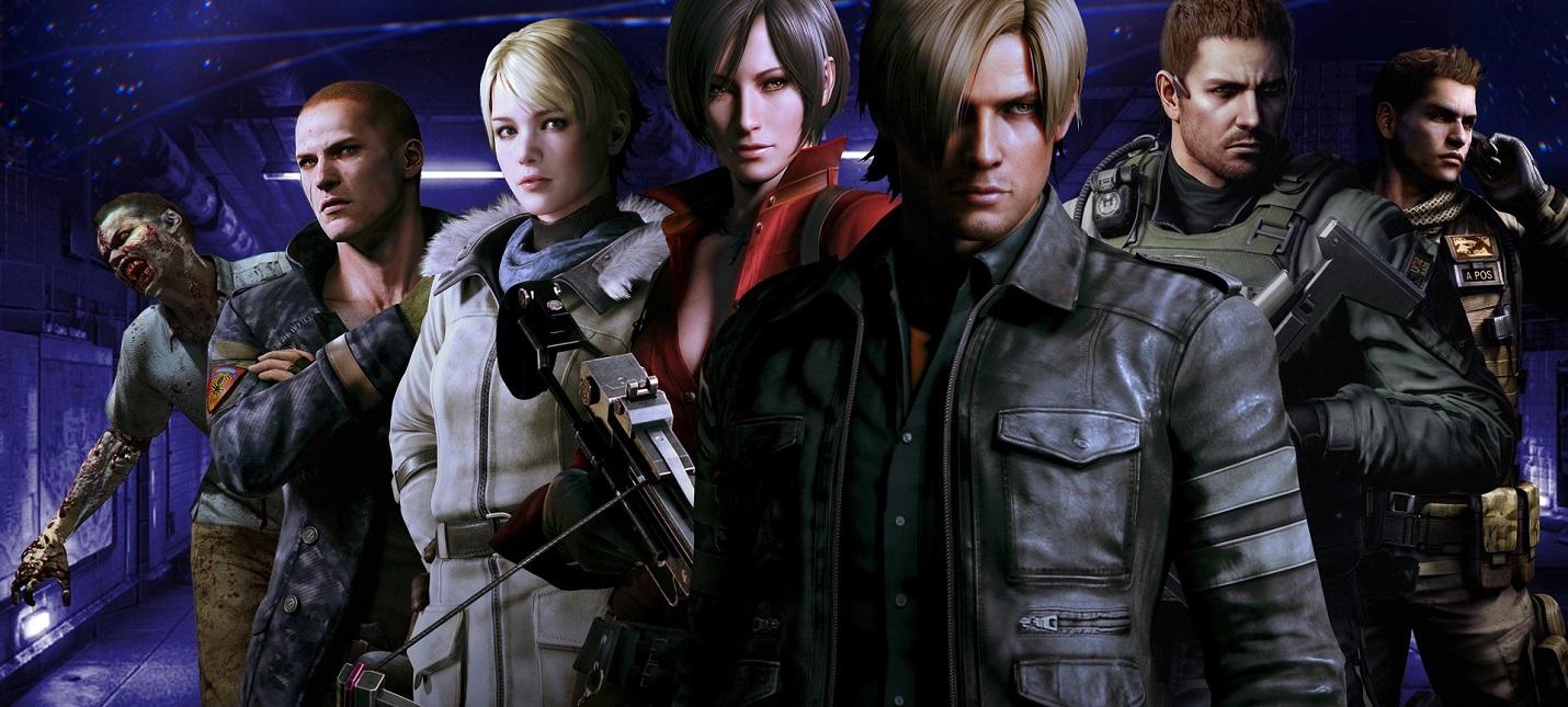 Сделка с Sony, Resident Evil 4 для VR — данные Capcom утекли в сеть