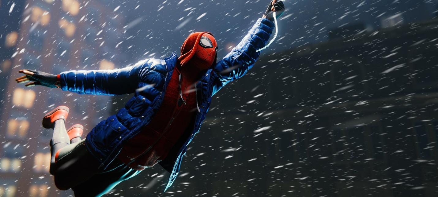 Забавный баг Spider-Man Miles Morales превращает героя в обычные предметы