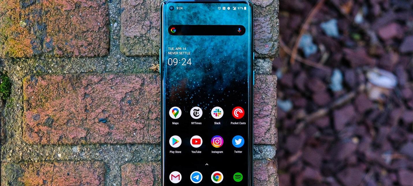 Первый рендер OnePlus 9  смартфон может выйти уже в марте 2021