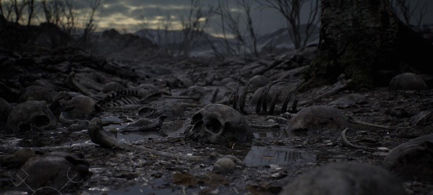 Слух Новый трейлер Hellblade 2 покажут на The Game Awards