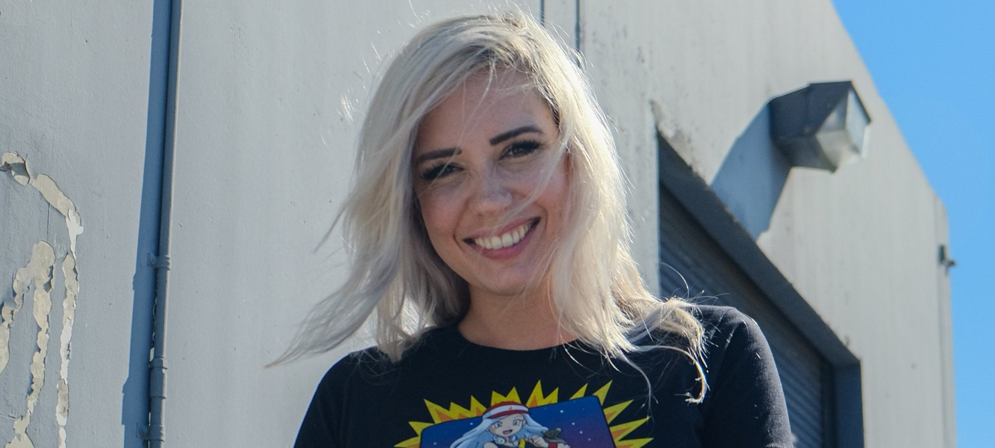 Алана Пирс стала сценаристкой Sony Santa Monica