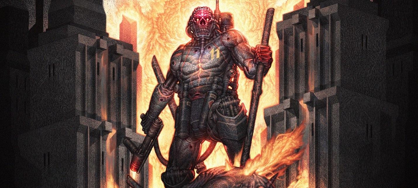В GOG раздают мрачный адреналиновый шутер-платформер Butcher