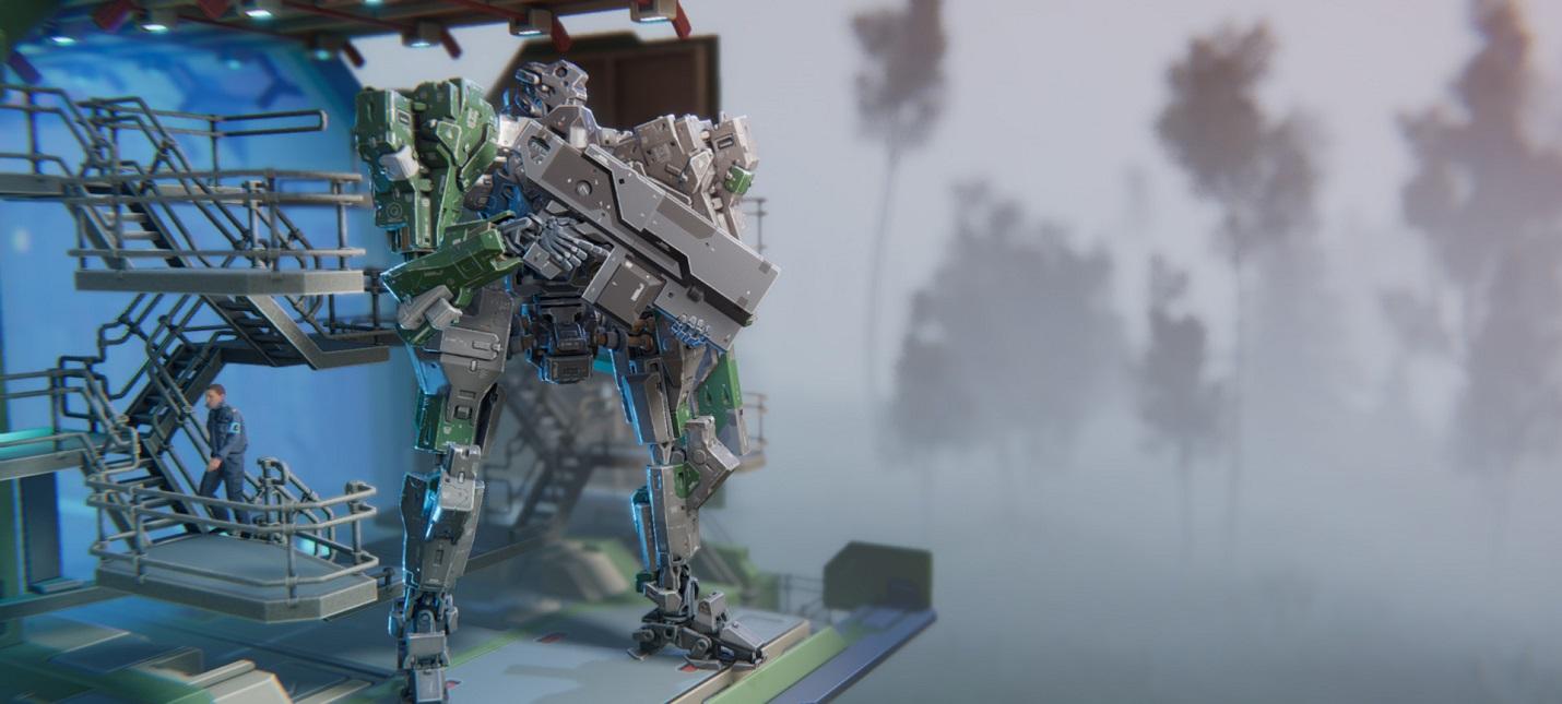Тактическая стратегия Phantom Brigade вышла в раннем доступе