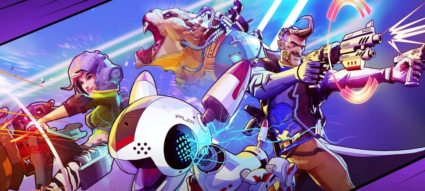 Множество героев и тактические бои в релизном трейлере Atlas Rogues