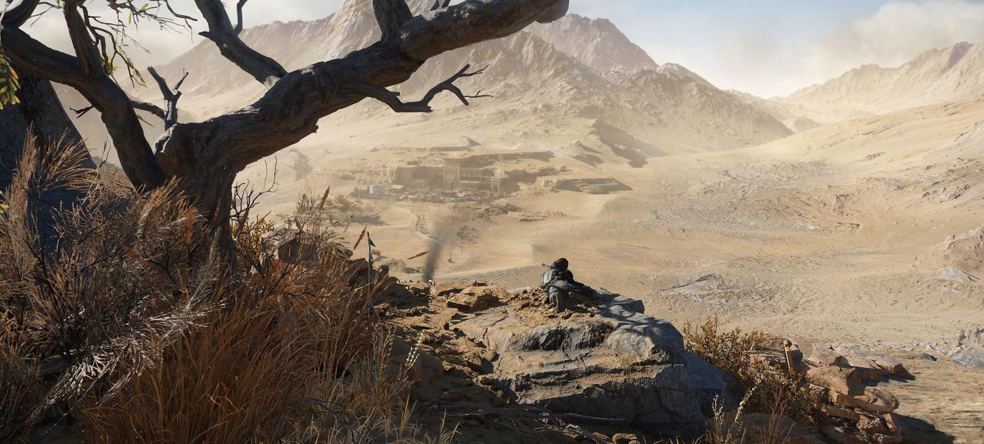 Sniper Ghost Warrior Contracts 2 выйдет в первом квартале 2021 года