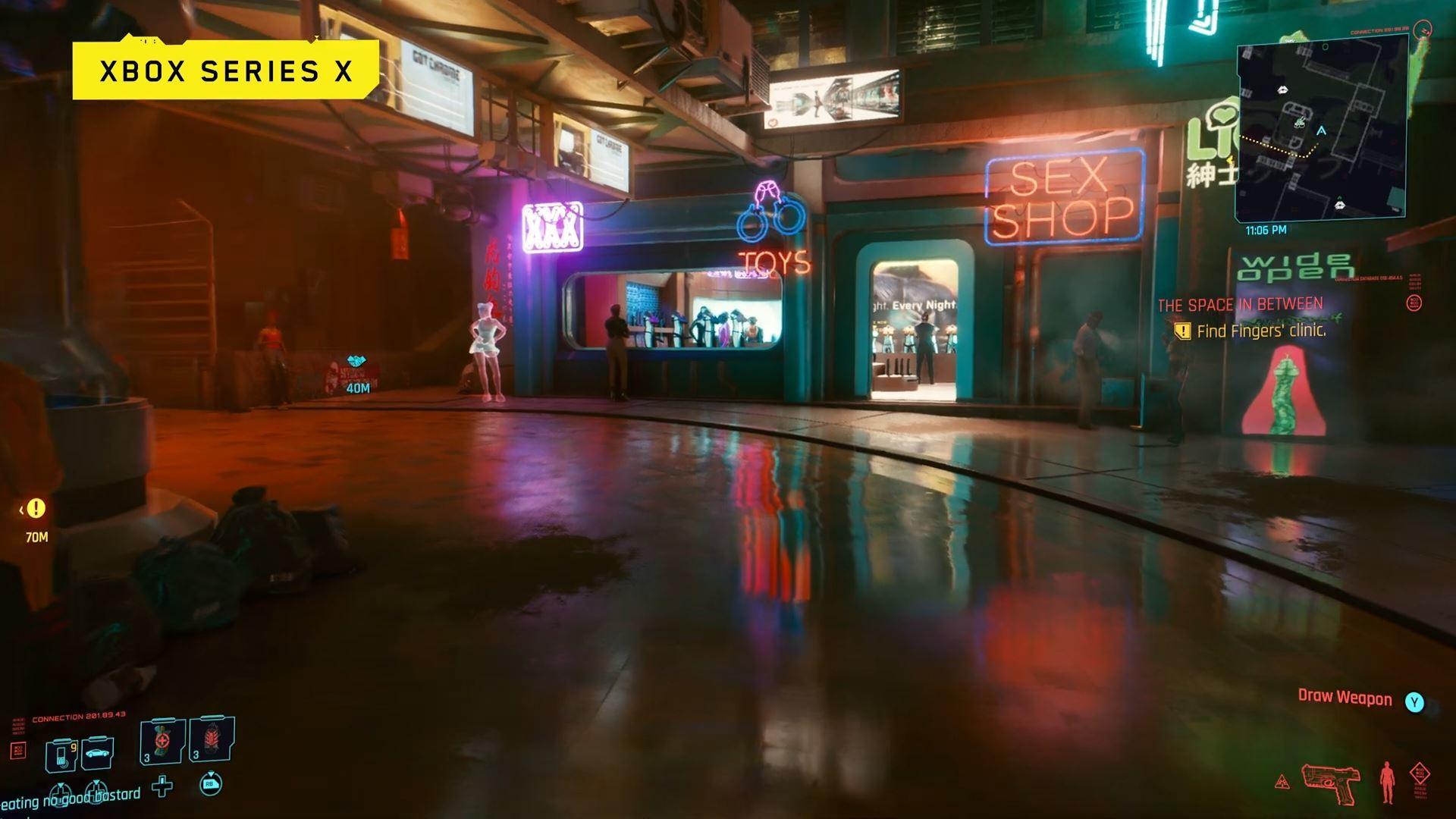 Мнение: Новый геймплей Cyberpunk 2077 показал, что это просто игра, а не чудо из будущего
