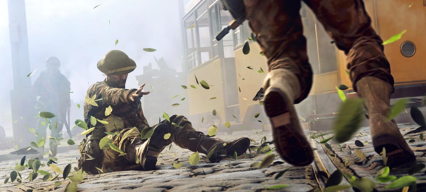Battlefield 5 получила апдейт спустя полгода