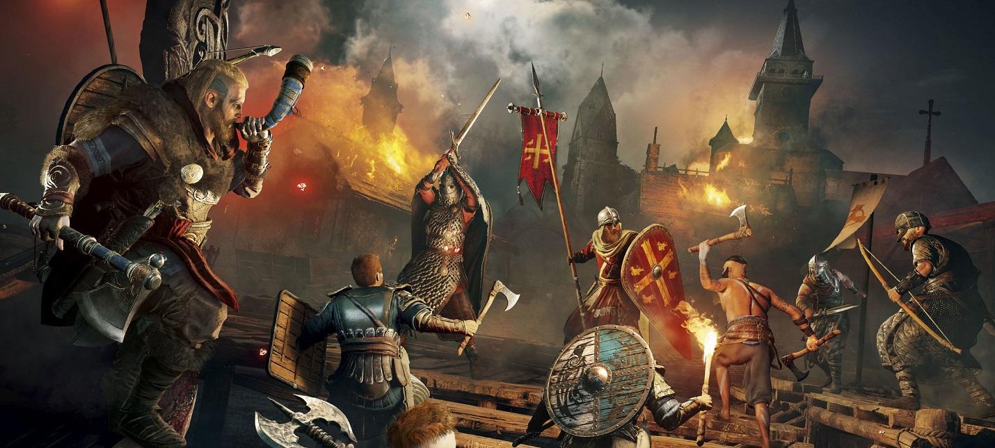 Гайд Assassin's Creed Valhalla — где найти корень для Ивальди