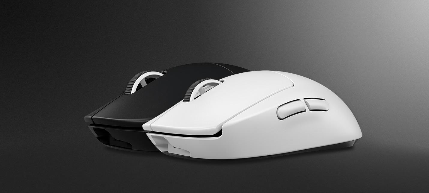 Logitech анонсировала легкую беспроводную мышь G PRO X Superlight