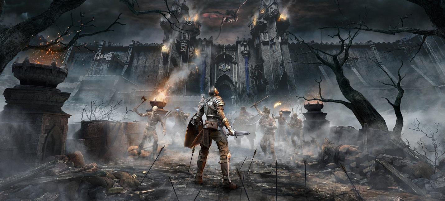 Разработчики ремейка Demons Souls хотели добавить в игру легкий режим