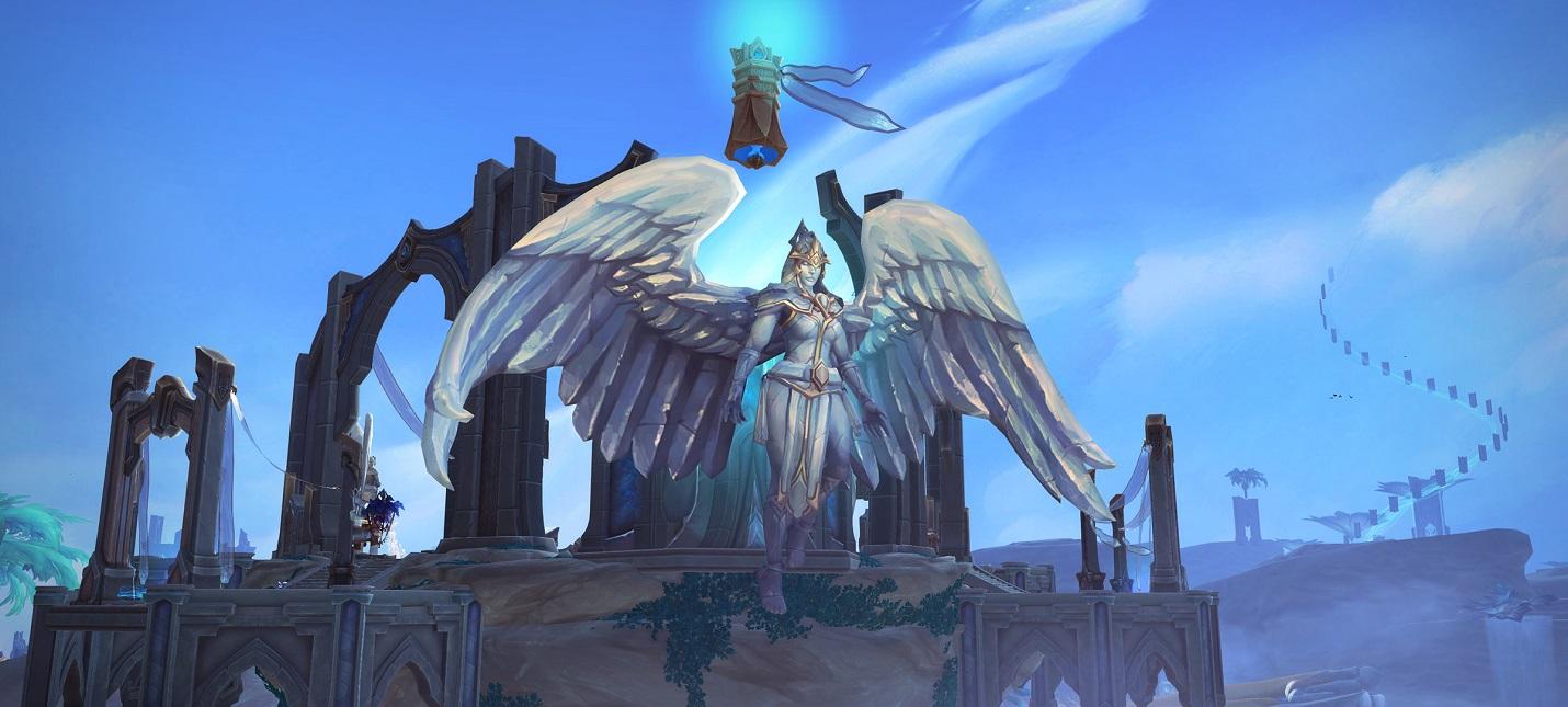 Геймдизайнер World of Warcraft покинул Blizzard, так как не доволен состоянием игры