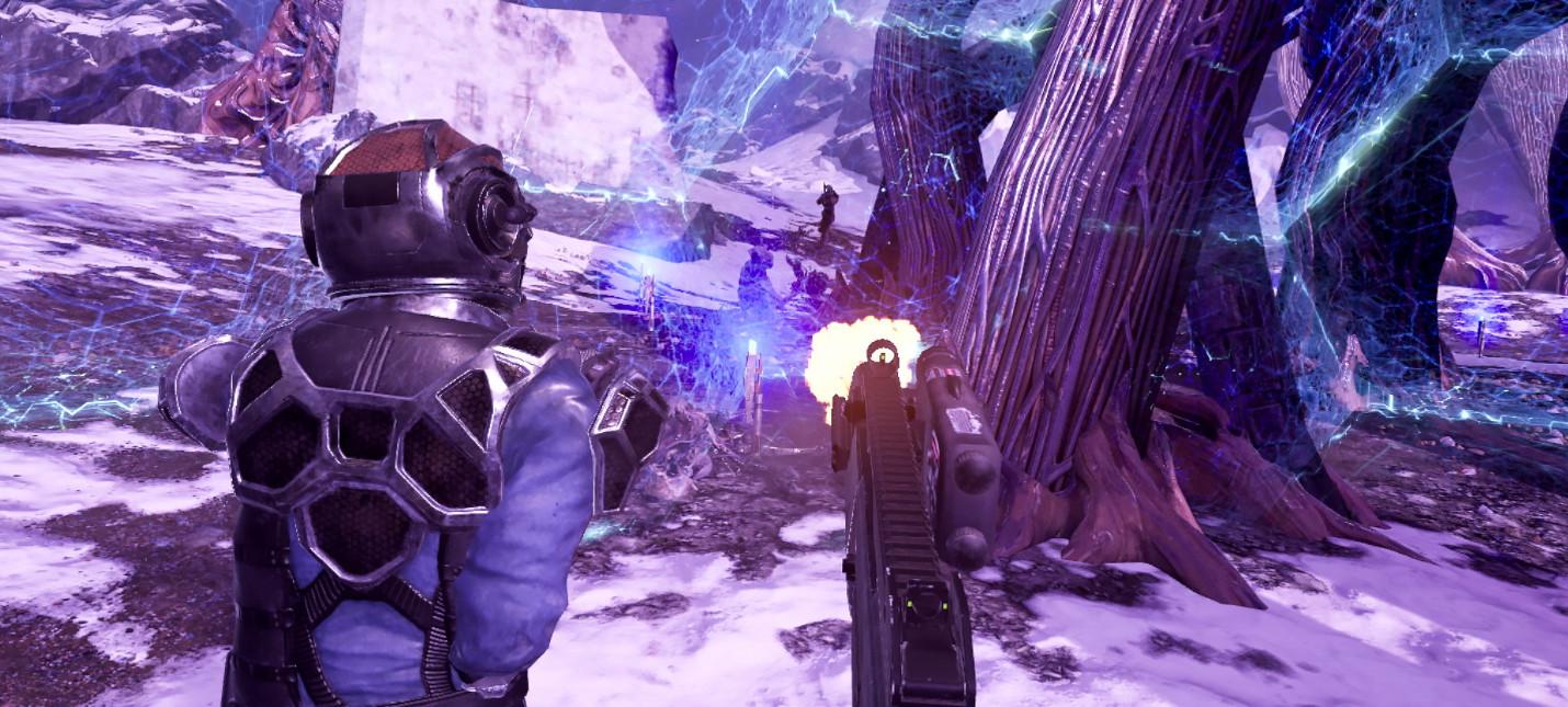 Frostpoint VR Proving Grounds от inXile выйдет 1 декабря