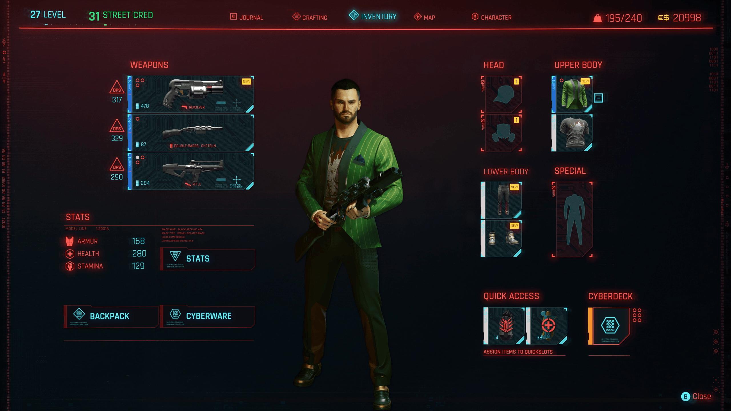 Главное из финальных превью и масса новых скриншотов Cyberpunk 2077