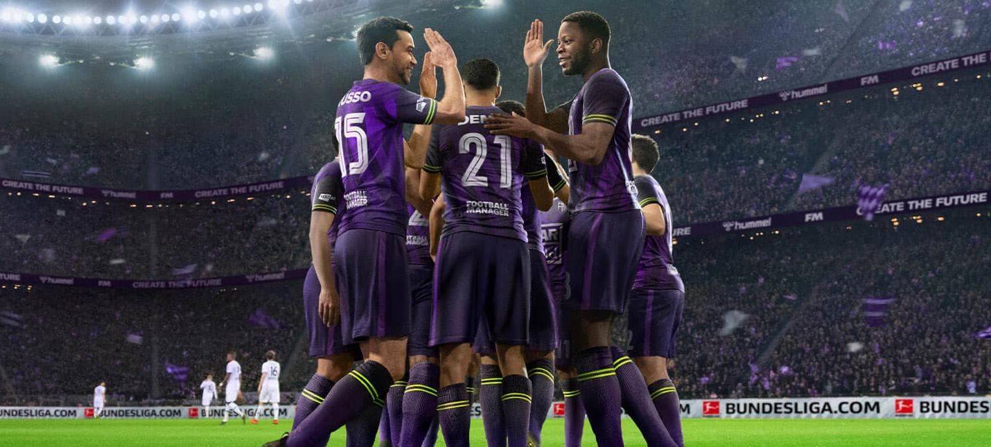 Football Manager 2021 выйдет на Xbox в начале декабря