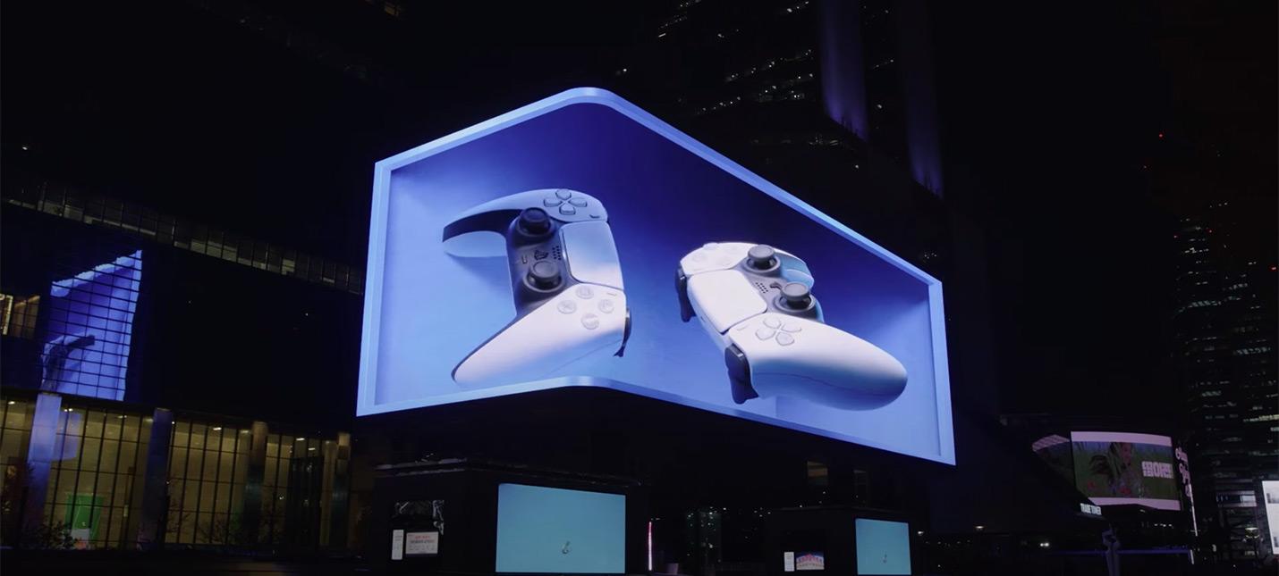 Sony выпустила ролик в честь глобального запуска PS5