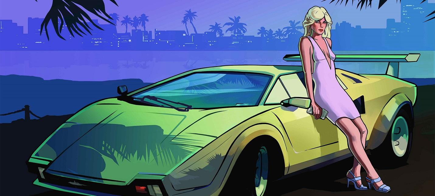 Тизер GTA: Vice City 2 на движке GTA IV — демоверсия выйдет в декабре