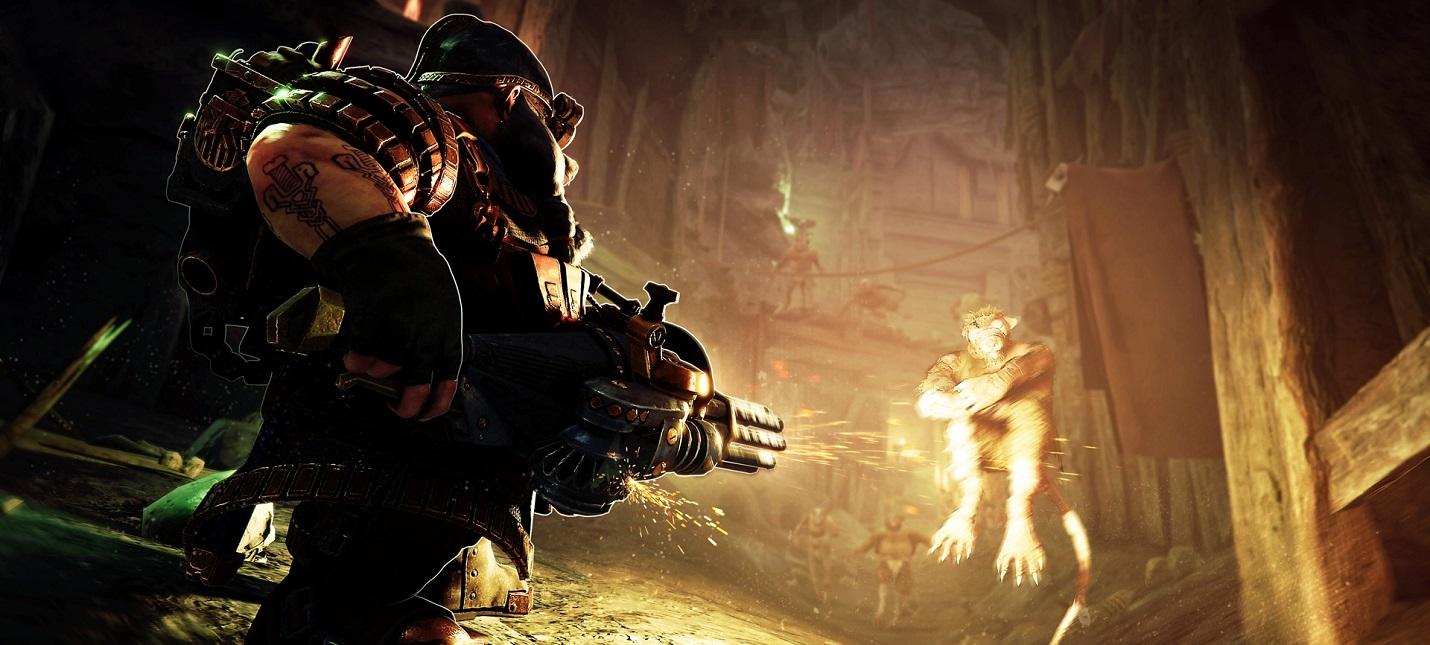 Дворф из Warhammer Vermintide 2 получил профессию Инженер-изгой