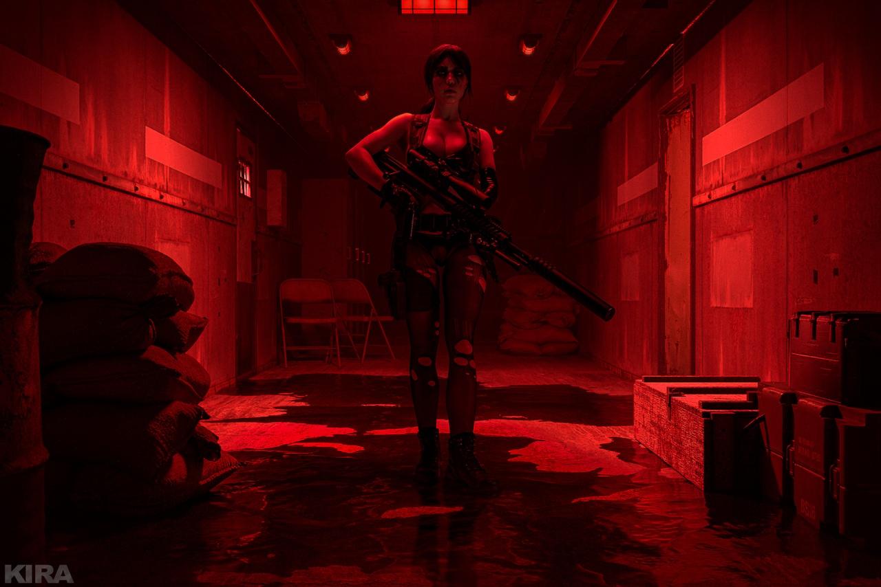 Пятничный косплей: Evangelion, Ядовитый Плющ, MGS 5 и Джессика Нигри