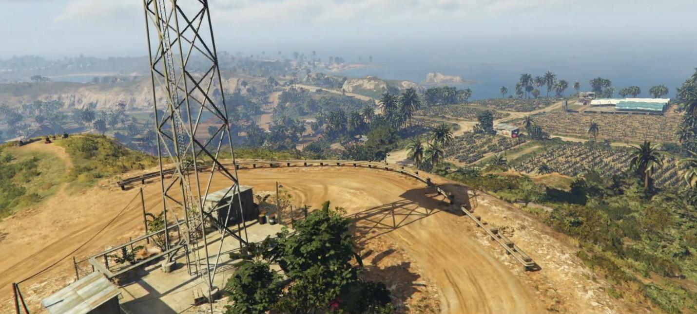 Новое ограбление с островом появится в GTA Online 15 декабря
