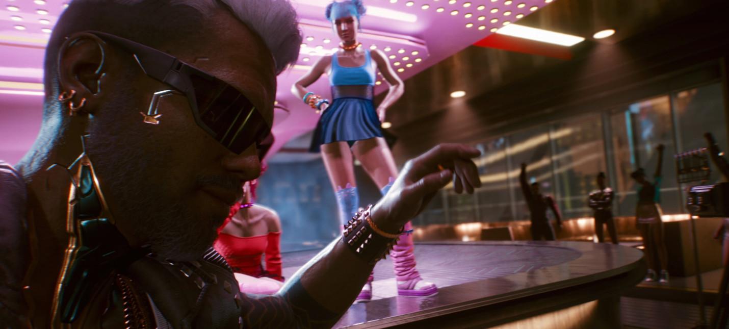 Новый трейлер Cyberpunk 2077 от Nvidia с комментариями разработчиков