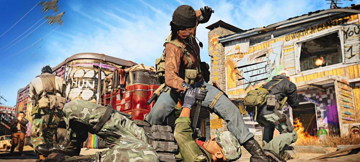 Возвращение Nuketown в новом трейлере Call of Duty Black Ops Cold War