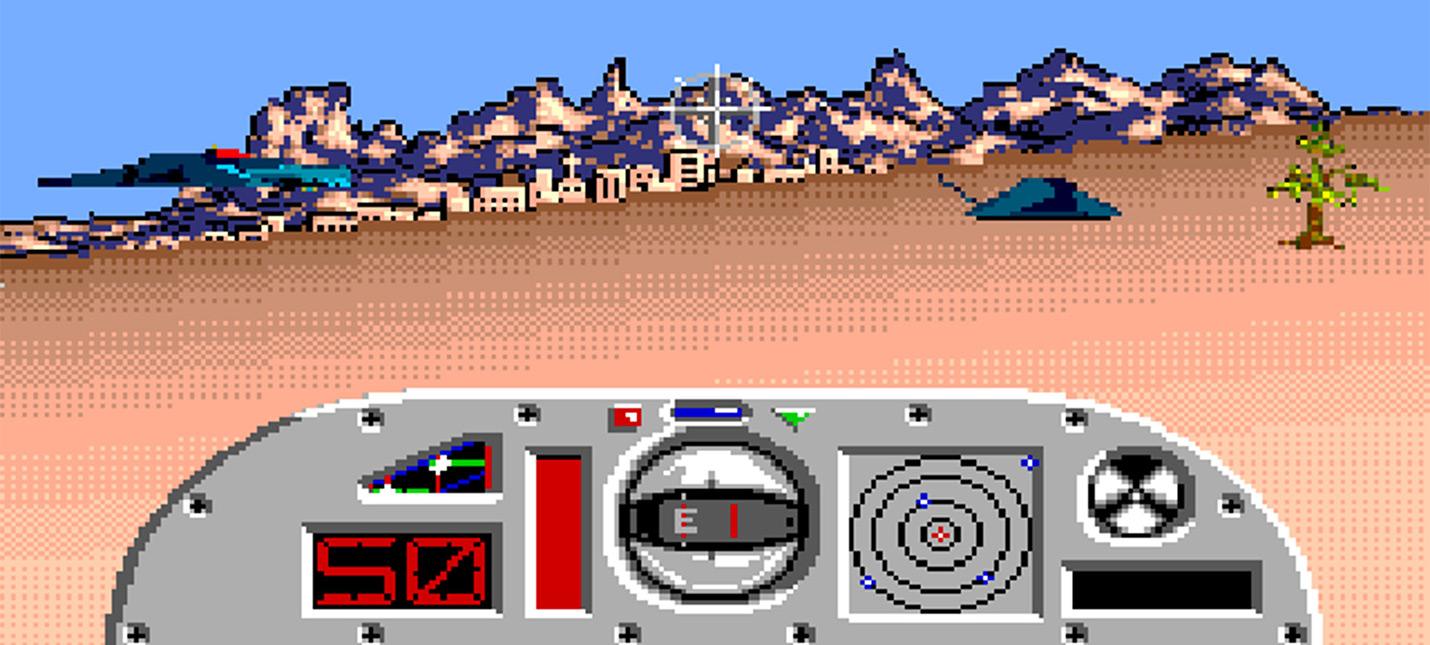 Энтузиасты восстановили образ игры 1994 года для невышедшей гарнитуры SEGA VR