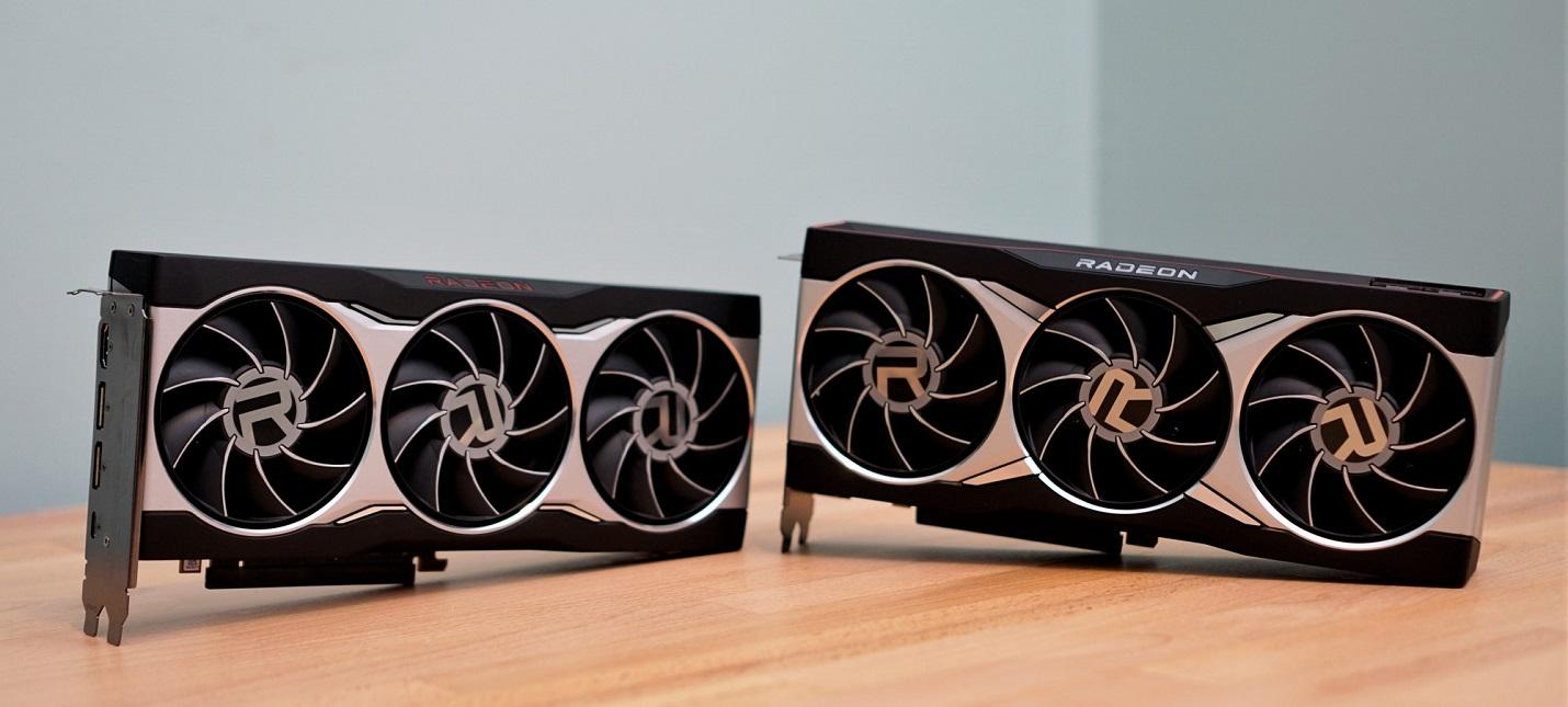 AMD Производительность трассировки лучей на RX 6000 со временем улучшится