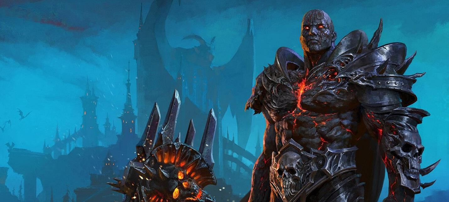 В World of Warcraft: Shadowlands появится персонаж-трансгендер