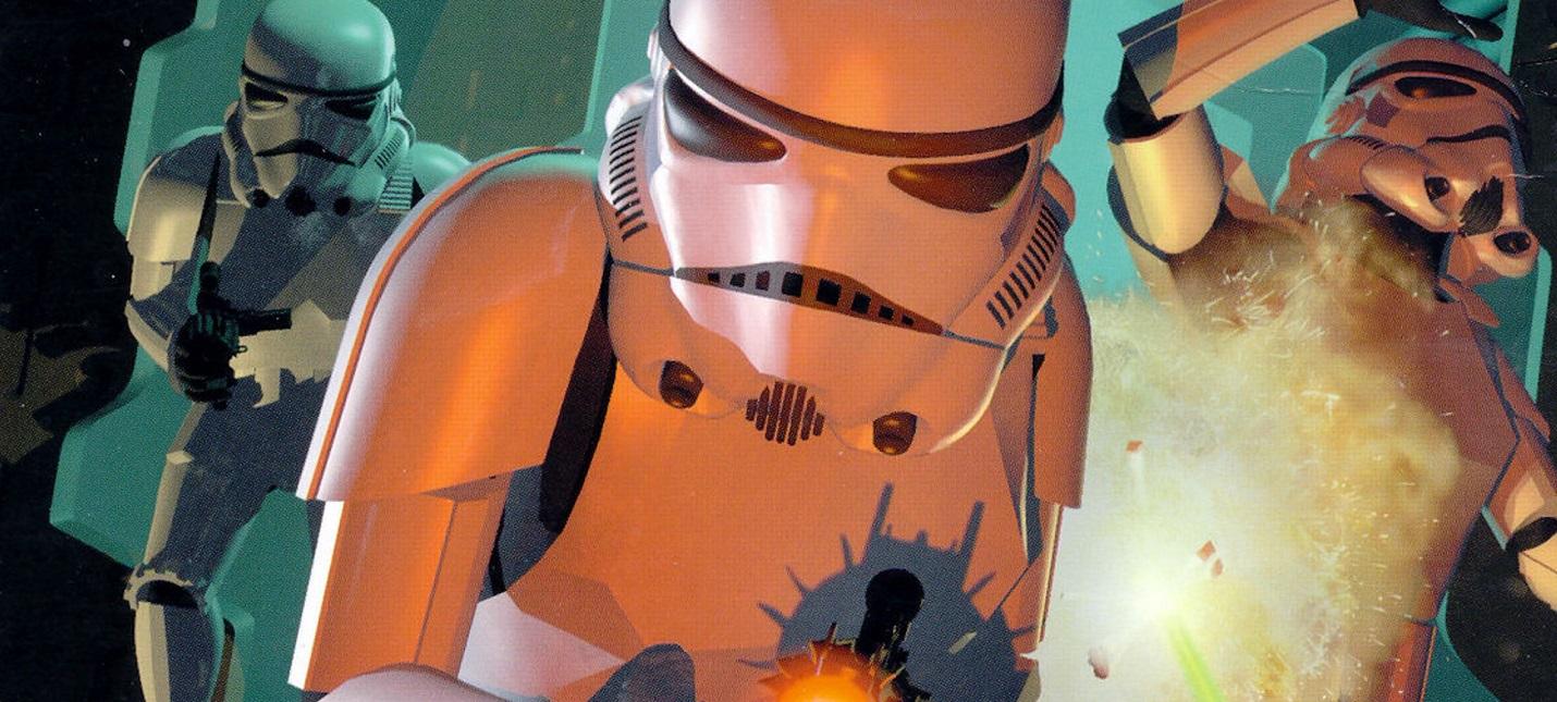 Первый тизер фанатского ремейка Star Wars Dark Forces