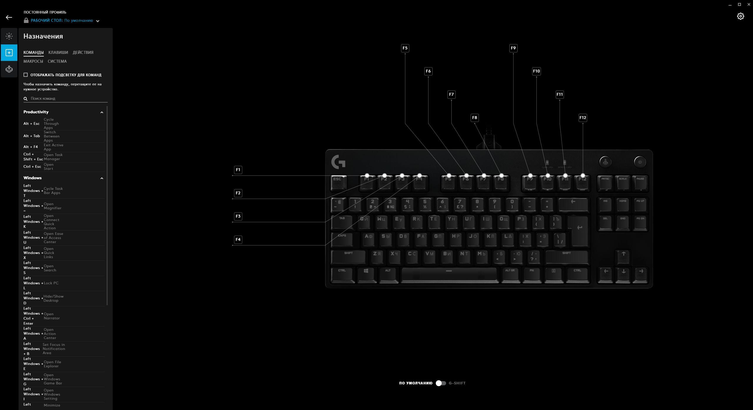 Обзор клавиатуры Logitech G Pro GX Blue Clicky
